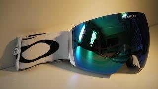 FULL Oakley Flight Deck Goggle Review!