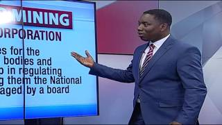 BUSINESS TODAY: New Dawn in Mining with the formation of Mining Corporation, 10th August 2016