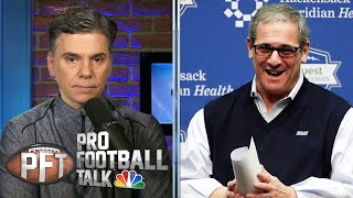 PFT Draft: NFL GMs that need to have a strong draft performance | Pro Football Talk | NBC Sports