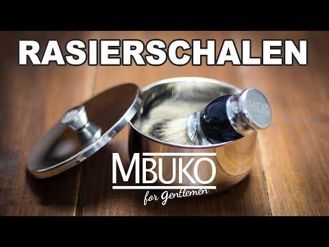 WOZU BENÖTIGT MAN EINE RASIERSCHALE? | MBUKO.de