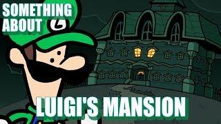Something About Luigi's Mansion ANIMATED 👻😱👻 (Loud Sound/Flashing Lights Warning)