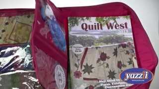 CA880 – The Quilter's Project Bag