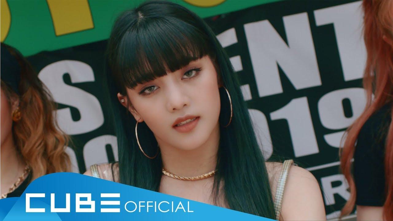 [Korea] MV : (G)I-DLE - Uh-Oh