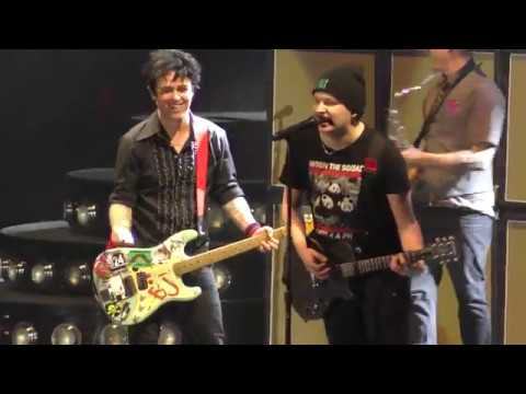 Green Day 2017-01-21 Cracow, Tauron Arena, Poland -  Knowledge (Operation Ivy Cover) (4K 2160p) Mp3