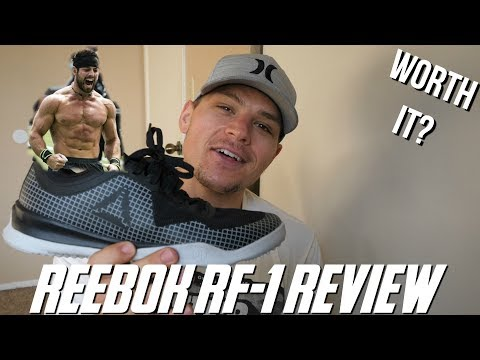 "Rich Froning ""RF-1"" Shoe Review (Worth it?)"
