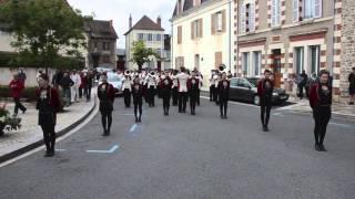 preview picture of video 'Le Showband RSF à Evaux les Bains'