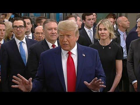 Την Τρίτη η ιστορική δίκη Τραμπ