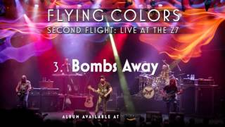Flying Colors - Bombs Away (Second Flight: Live At The Z7)
