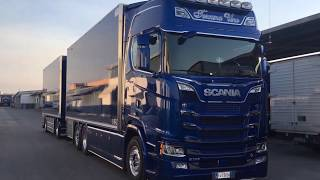2019 (LONGLINE) Scania S-500 SXL (Special Edition) V8 Power