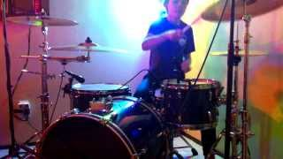 Beautiful Girls - Bayside (Drum Cover - STUDIO QUALITY HD)