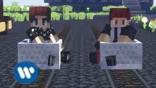 Minecraft Stressed Out Music Video - Twenty One Pilots