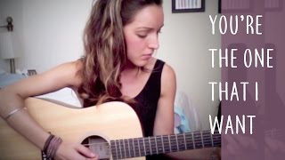 ANGUS & JULIA STONE - You're the One that I Want (Cover by Ignacia Barrios)