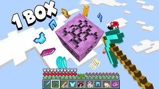 Minecraft UHC but you only get ONE shulker...