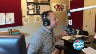 The K92 Mornin' Thang LIVE Feed: Wednesday 08/15/18