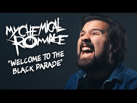 WELCOME TO THE BLACK PARADE - My Chemical Romance - (Caleb Hyles & Jonathan Young)