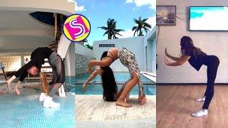 Gymnastics Challenge - Really Gotta Hold On | Best Gymnastics Musically Compilation #Flexible