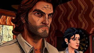"""""""BREAKING THE NEWS"""" The Wolf Among Us: Episode 2 - Gameplay Walkthrough (Part 3)"""