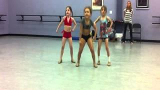 "Taryn's Trio Rehersal ""Lady Marmalade"""
