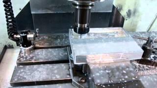 Pyramid Tool & Die – High Speed CNC Machining