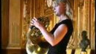 Annamia Eriksson plays Siegfried's Horn Call by Wagner