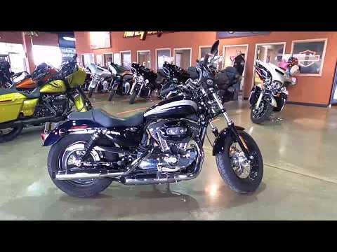 2019 Harley-Davidson Sportster 1200 Custom XL1200C