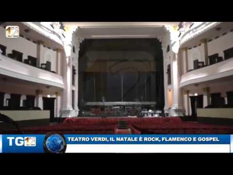 TEATRO VERDI, IL NATALE È ROCK, FLAMENCO E GOSPEL