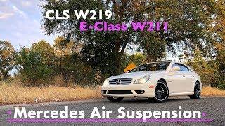 mercedes cls airmatic suspension problems - 免费在线视频最佳