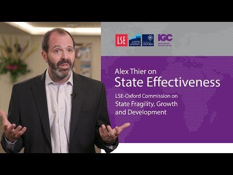 Alex Thier: Effecting change in fragile states