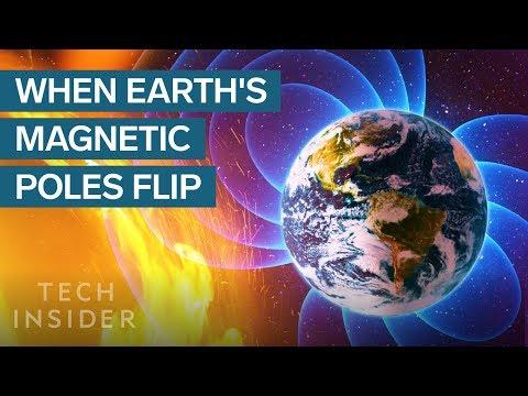 What Happens When the Earths Magnetic Poles Flip?