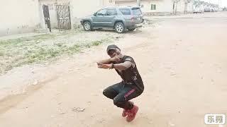 Qdot Koshi _danu Dance Video By Yung Oj