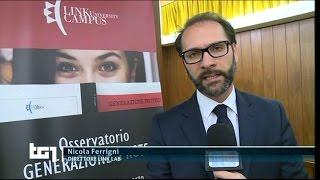 3° Rapporto Generazione Proteo. Intervista del Tg1 al direttore Nicola Ferrigni