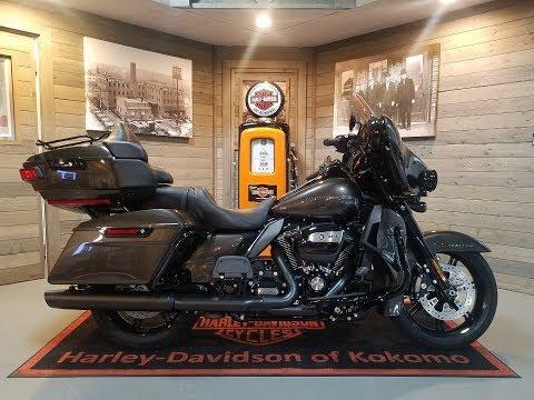 2020 Harley-Davidson Ultra Limited in Kokomo, Indiana - Video 1