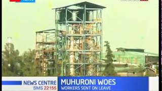 Muhoroni sugar company sends workers on paid leave | KTN News Centre
