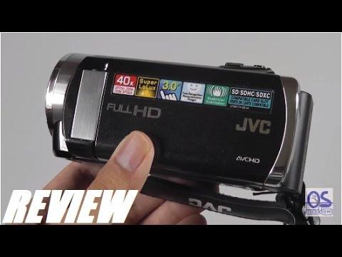 REVIEW: JVC Everio HD Camcorder GZ-E200
