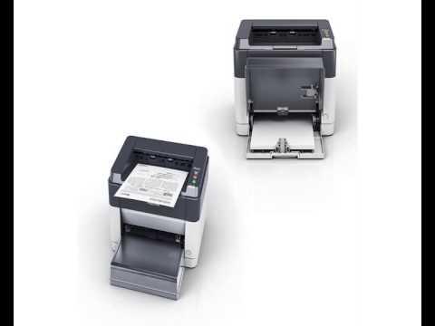 Kyocera ECOSYS FS-1061DN SW Laserdrucker Testbericht