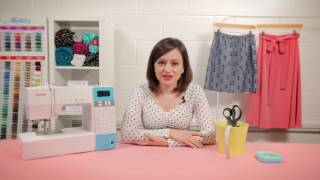 Learn To Sew Skirts - Online Video Workshop