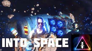 "Into Space - Rebel Galaxy ""Keanu Ship"", Infinity: Battlescape Q3 Release, Star Citizen 3.6.0 Leak"