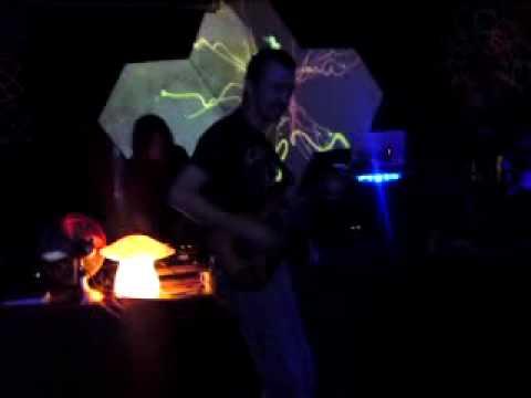 Astrodruid & Cosmosis. LIVE
