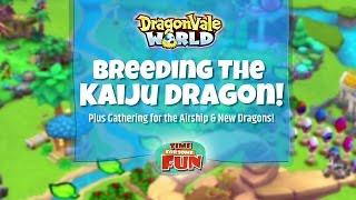 Dragonvale World | Breeding the Kaiju Dragon
