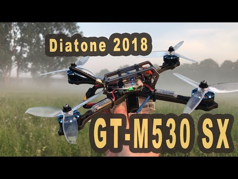 Diatone GT-M530 SX new Version need for speed FPV Racer