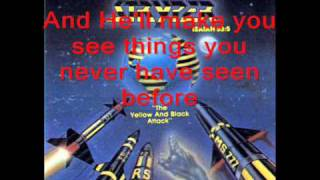 Stryper - You Know What to Do (Lyrics)