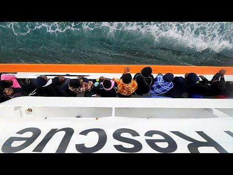 Σταματούν οι δραστηριότητες διάσωσης του Aquarius στη Μεσόγειο…