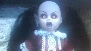 Страшная кукла    2  серия   страшилка