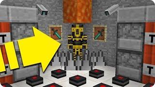 Massi Se Fuga De La Prision Volando Con Un Jetpack En Minecraft