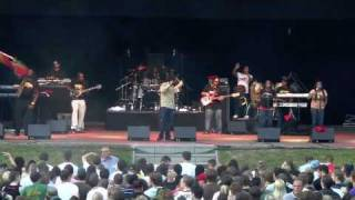 Damian Marley - Love & Inity  [Live in Hamburg, Germany 7/13/2010]
