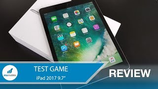 TEST GAME: iPad 2017 9.7