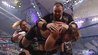 The Alliance Battle Royal: SmackDown, Oct. 25, 2001