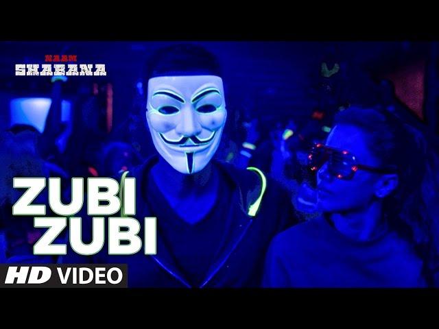 Zubi Zubi Video Song HD | Naam Shabana Movie Songs | Akshay Kumar, Taapsee