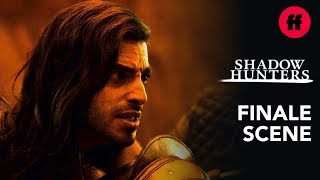 Shadowhunters Series Finale | Izzy Saves Jace and Meliorn | Freeform