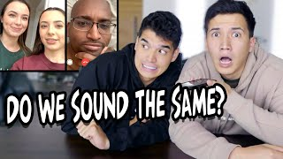 Can Our Friends Tell Us Apart? (PHONE PRANK)